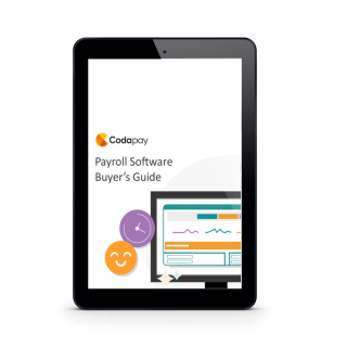 Payroll Software Buyer's Guide cover