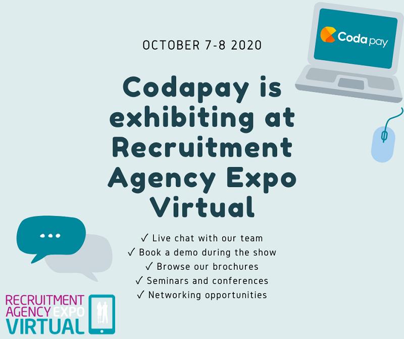 Codapay Recruitment Agency Expo Virtual