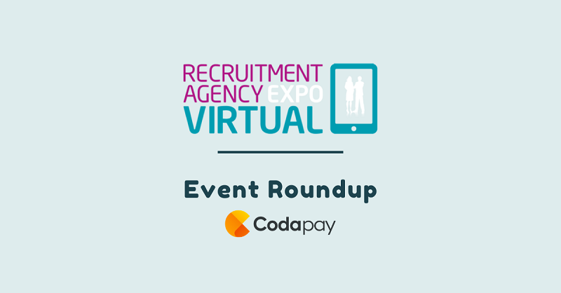 Recruitment Agency Expo Virtual roundup