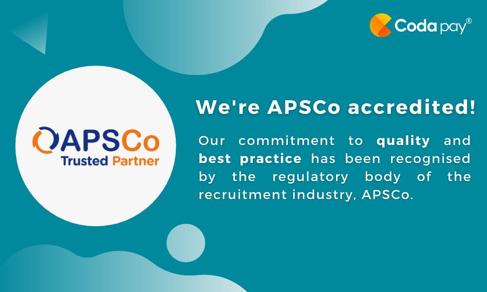 APSCo Codapay Trusted Partner