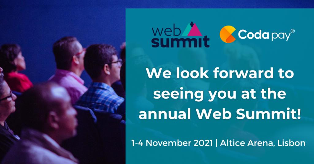 Web Summit x Codapay